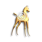 Arab Foal - Arabian horse clip art set