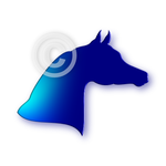 Arabian horse head clipart - photo#26