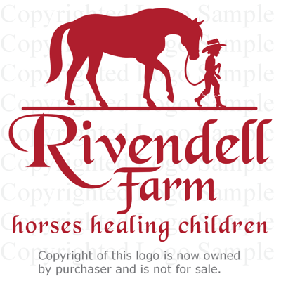Horse Logo Custom Design - $597.00 Total Price - Click Image to Close