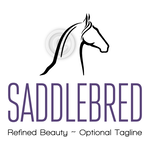 Horse Head Logo - Saddlebred Horse