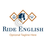 Horse Head Logo - Ride English